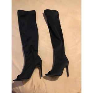 Forever 21 boot heels